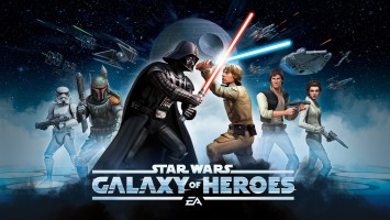 Великий магистр Йода в Star Wars: Galaxy of Heroes