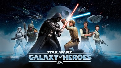 Великий магистр Йода в Star Wars: Galaxy of Heroes