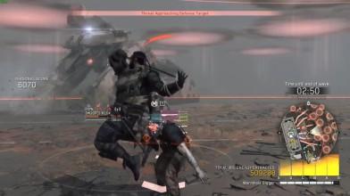 Шагоход в Metal Gear Survive