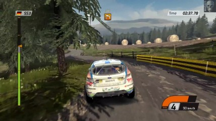 "WRC 4: FIA World Rally Championship ""Геймплей"""