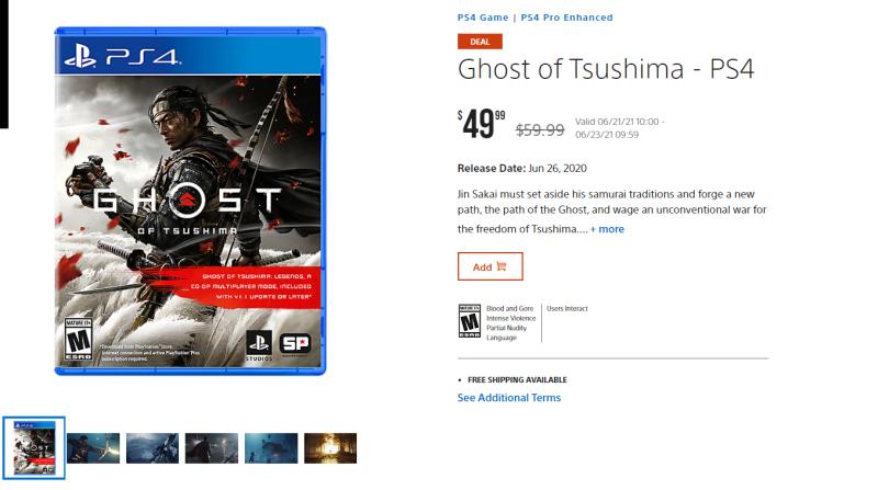 "Ghost of Tsushima грядёт на ПК? На новом бокс-арте игры пропала плашка ""Только на PlayStation"""