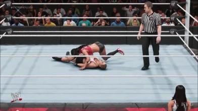 WWE 2K19 - Ronda Rousey vs Nikki Bella - Геймплей (PC HD)