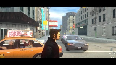 GTA III запустили на движке GTA IV