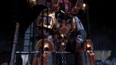"""Warhammer 40.000: Dark Nexus Arena """"Трейлер Slaves To Darkness"""""""