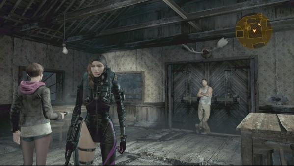 "Resident Evil: Revelations 2 ""Jessica Sherawat (Wetsuit)"""