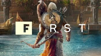 IGN First: Ба Йек равным образом орёл Сену на новом геймплее Assassin's Creed: Origins