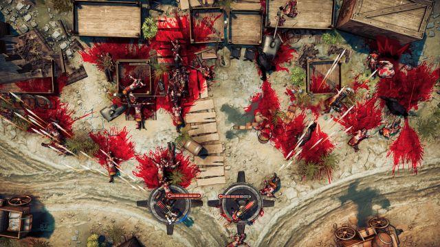 Кровавая мясорубка начинается: релизный трейлер боевика God's Trigger
