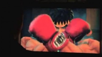 "Street Fighter 4 ""GDC 2008: Ryu vs. Chun Li Cam Gameplay"""