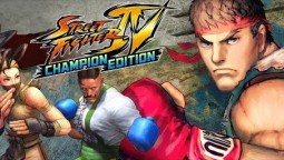 На IOS вышла Street Fighter IV: Champion Edition