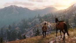 В Red Dead Redemption 2 на Xbox One исчезли практически все жители городов и животные