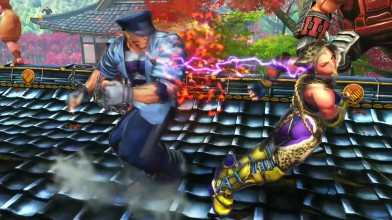 Street Fighter X Tekken игро-клип