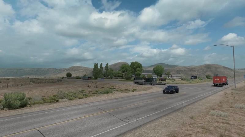 American Truck Simulator - Обзор патча 1.34