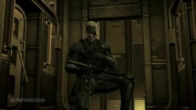 Metal Gear Solid - OLD SNAKE Tribute