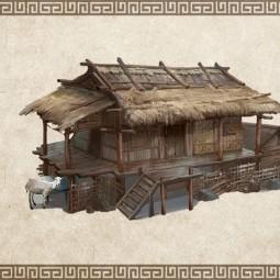 Домовладение в Age of Wushu 2 17202
