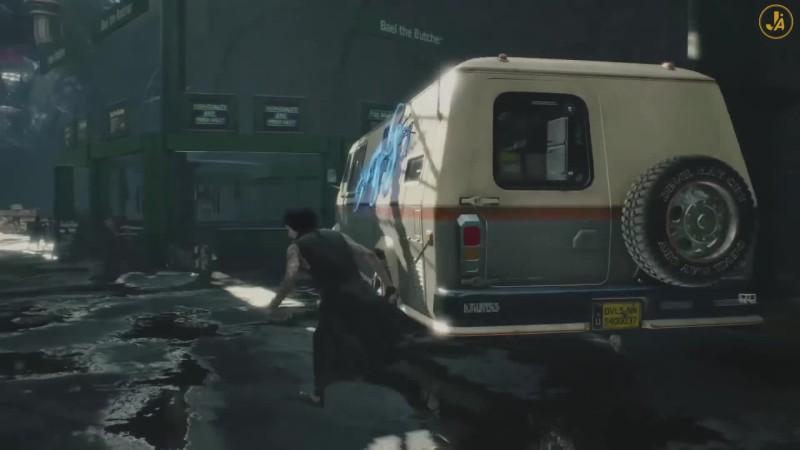 Devil May Cry 5 - 17 минут геймплей за Данте, Неро и Ви