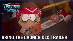 "Релизный трейлер дополнения ""Добавить Хруста"" для South Park: The Fractured But Whole"