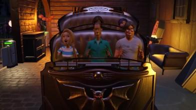 Трейлер хэллоуинского дополнения Spooky Pack для Planet Coaster