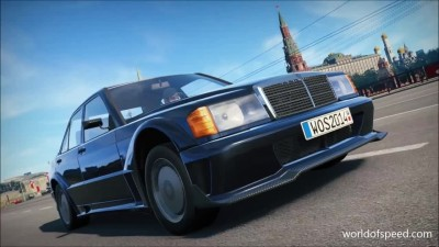 "World of Speed ""Трейлер Dream Drive"""