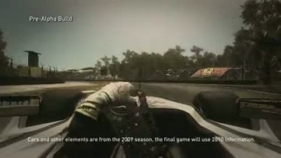 "F1 2010 ""Design & Mechanics Interview"""
