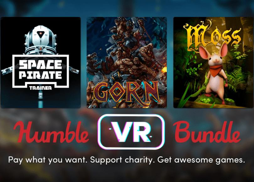 Humble VR Bundle - хороший стартовый набор для новых игроков в ВР