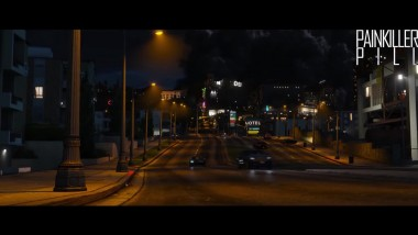 GTA V - The End Of Los Santos 3: Chiliad Eruption