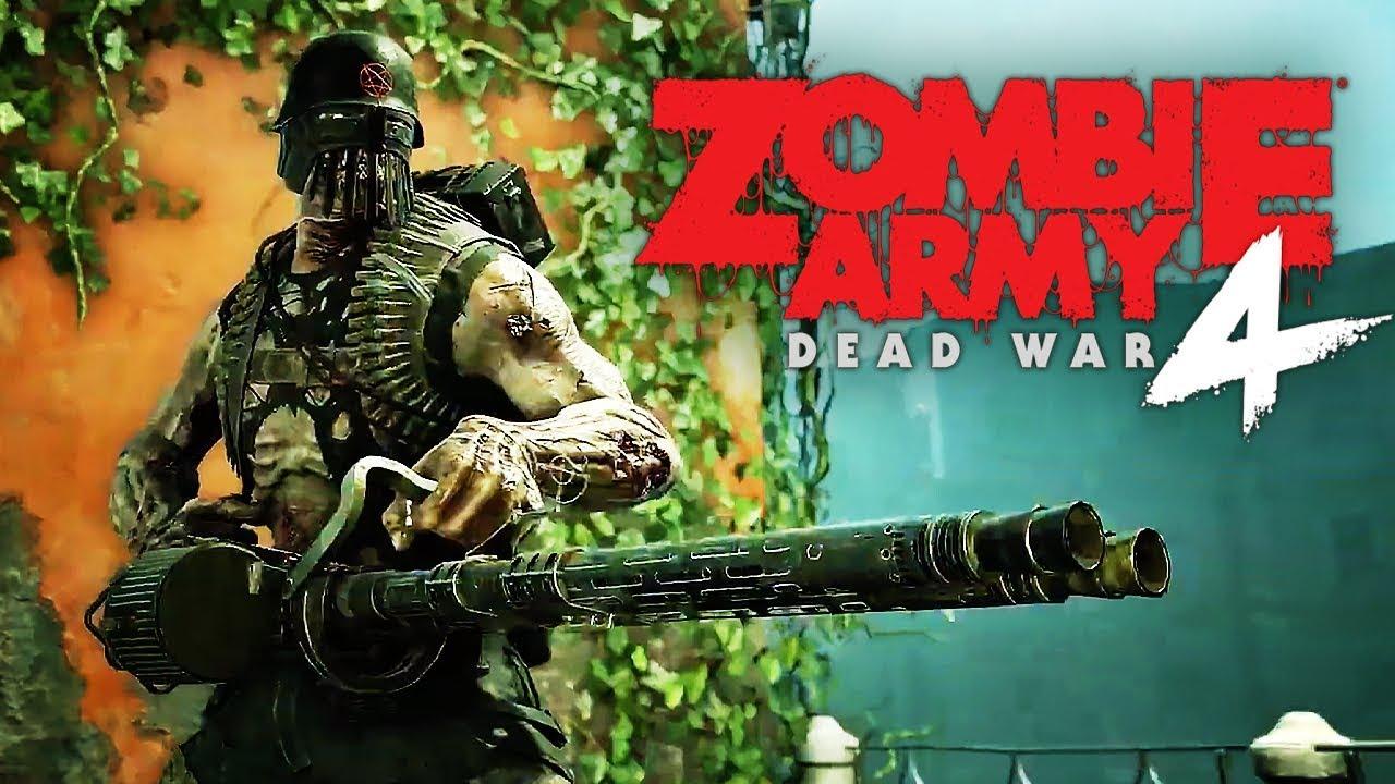 Распаковка коллекционного издания Zombie Army 4: Dead War