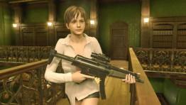 Ребекка Чамберс появилась в Resident Evil 2