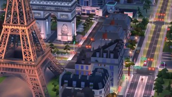 SimCity BuildIt: Трейлер «Париж»