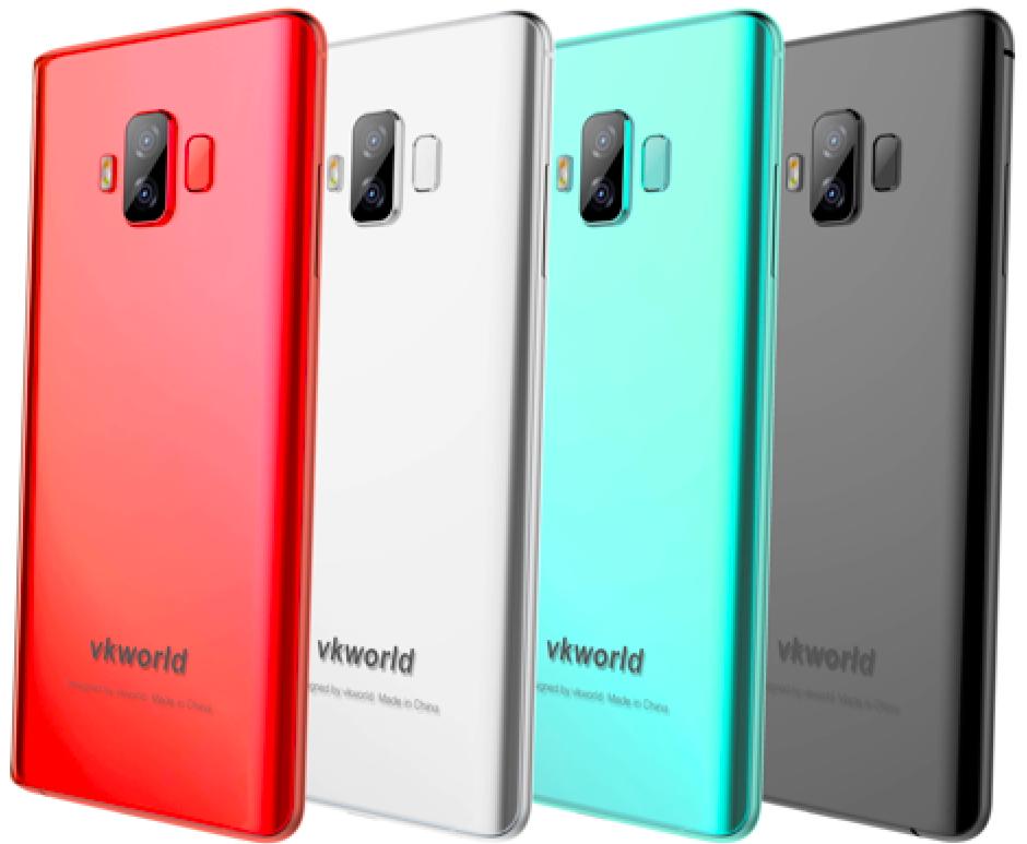 Безрамочный смартфон Ulefone Mix сможет составить конкуренцию Xiaomi MiMix 2