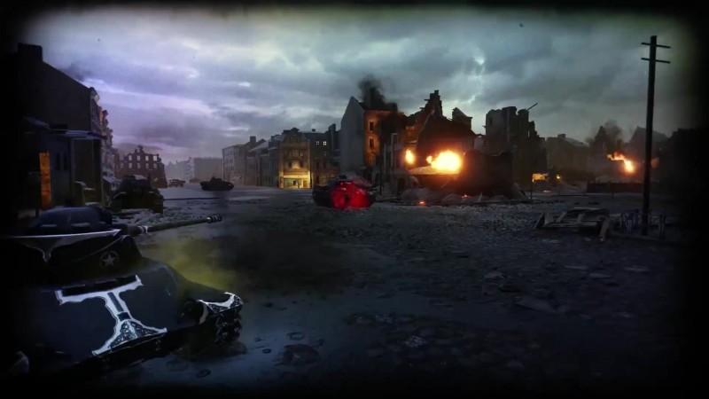 World of Tanks - Monsters Invade Halloween   PS4