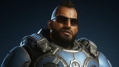 Фаз - новый герой в Gears 5