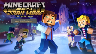 Объявлена дата выхода второго эпизода Minecraft: Story Mode Season 2
