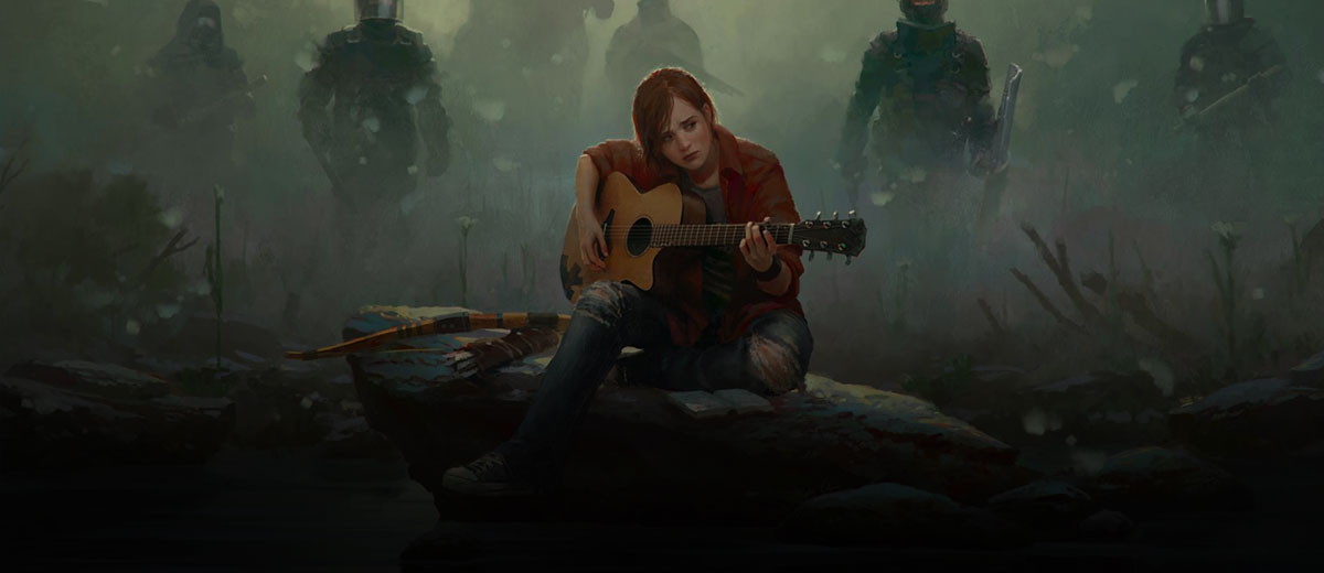 Героиня the last of us лесбиянка