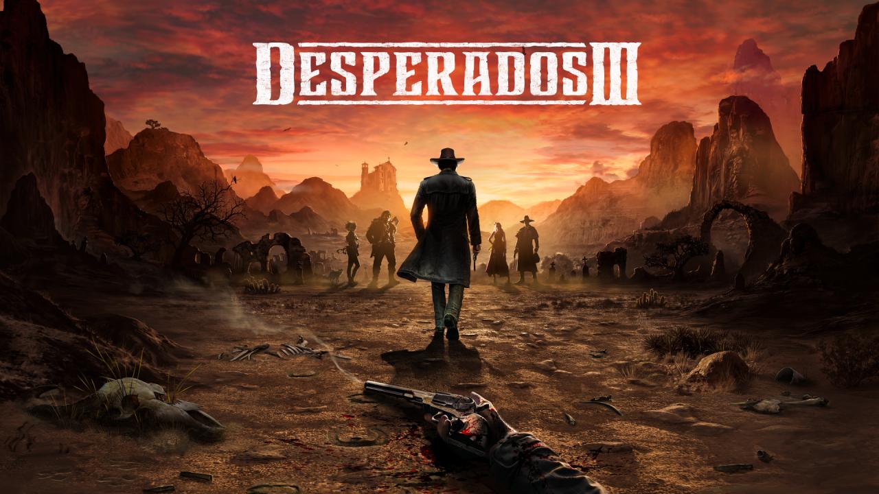 Обзорный трейлер Desperados III