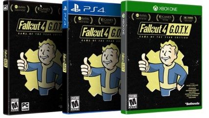 Fallout 4: Game of the Year Edition выходит в сентябре