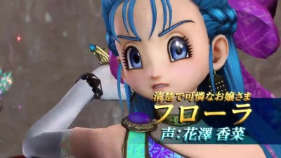 "Dragon Quest Heroes ""Трейлер #2 (PS4)"""