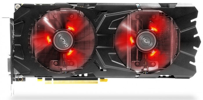 GALAX GeForce GTX 1070 EXOC