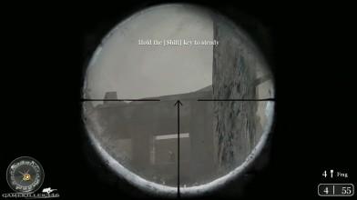 Call of Duty 2 Прохождение снайперской миссии на Ветеране