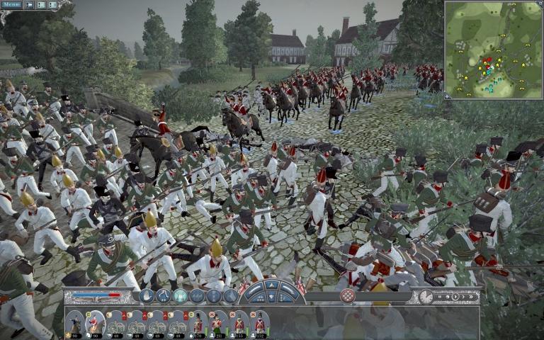 Napoleon total war мод на кровь скачать