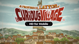 Детективная головоломка Professor Layton and the Curious Village HD for Mobile вышла на iOS и Android