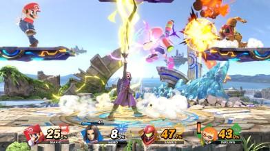 Скриншоты DLC для Super Smash Bros. Ultimate