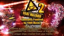 Состоялся релиз музыкальной аркады Beat Hazard 2