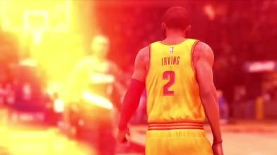 "NBA LIVE 15 ""Трейлер графики для PS4/Xbox One"""