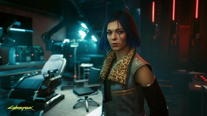 В Cyberpunk 2077 будет трек Нины Кравиц. А еще персонаж с ее образом