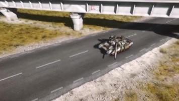 """Battlefield 4 """"«Уничтожить танк за 2 выстрела в лоб»"""""""