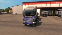 ETS 2 Обзор мода Scania R2008 50k v.5.0 Nikola Edit