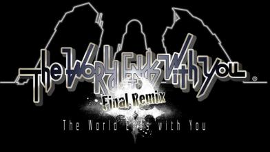Остросюжетный ролевой экшен The World Ends with You: Final Remix поступит в продажу этой осенью