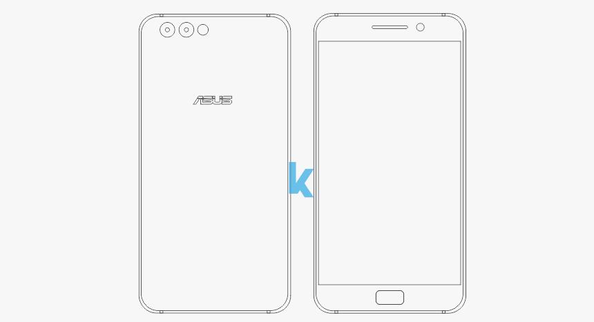 ASUS ZenFone 4 Pro показали на«живых» фотографиях