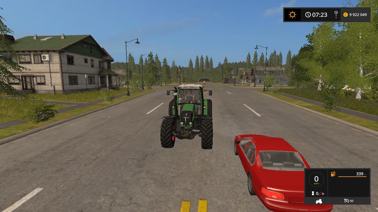 Догружатели ведущих колес тракторов