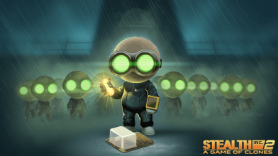 Stealth Inc 2 прекратит быть эксклюзивом Wii U в апреле